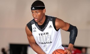 2016 Duke commit Javin DeLaurier is looking to have a big senior campaign before heading to Durham.