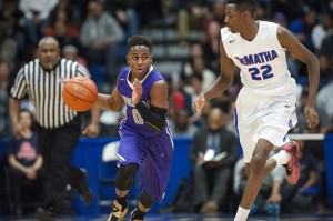 Chris Lykes will look to lead Gonzaga (DC) through a tough league schedule in his junior year.