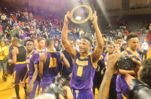 Lamar Stevens and company lead Roman Catholic (PA) to their second consecutive Philadelphia Catholic League Final. -Philly.com
