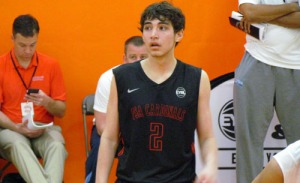 2016 point guard Ty Jerome looks to be a perfect fit for Tony Bennett's system down at Virginia. (Photo: Virginia Sportswar)