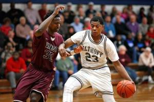 Althoff Catholic had a great season behind star junior Jordan Goodwin.
